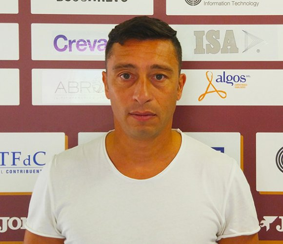 Alberto Rondina è il nuovo allenatore della berretti del Fano