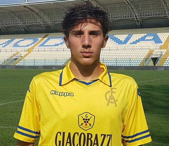 Il Modena F.C. 2018 ha tesserato Alessandro Cattani.