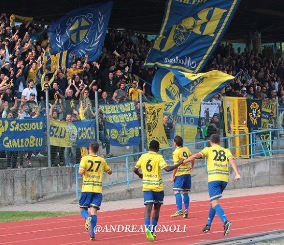 Axys Zola vs Modena FC 0-5