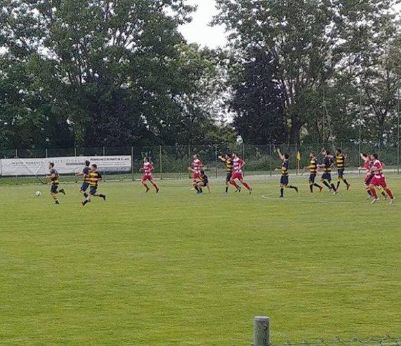 Mondolfo vs Villa Musone 2-2