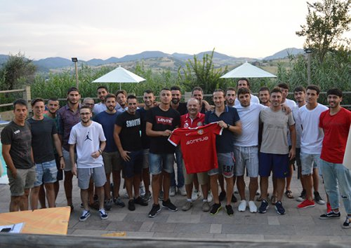 Presentazione MonSerra Calcio