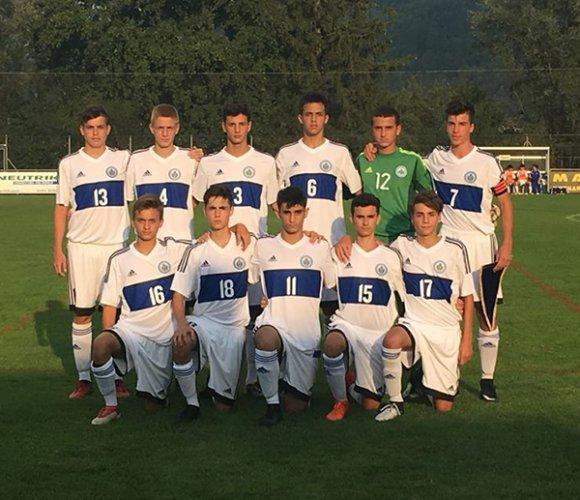 Il commento del CT Selva sulle amichevoli della Nazionale Under 17 in Liechtenstein