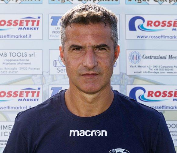 Alla Vigor Carpaneto ci sarà ancora l'allenatore dei record Walter Luchetti
