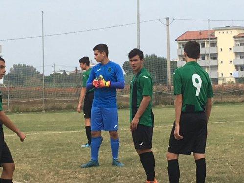 Under 15 - Il Rimini non punge