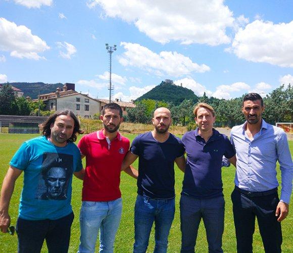 Sarà Frontone la sede del ritiro dell'Alma Juventus Fano