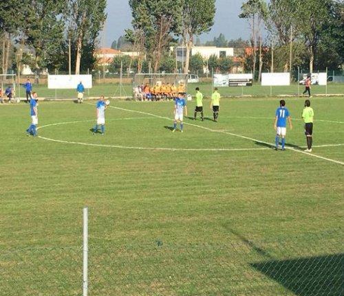 Montemarciano vs Portuali calcio Ancona 2-0