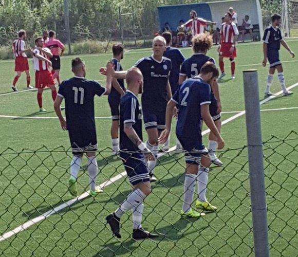 Coppa - Portuali Calcio Ancona - ASD San Biagio 4-0