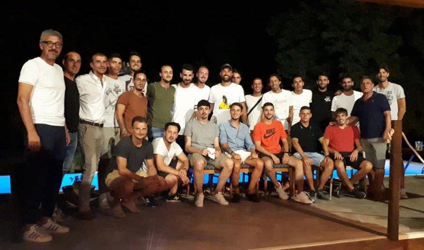 Presentazione Montemarciano Calcio