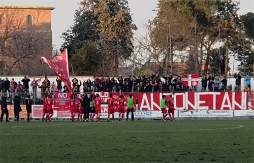 Le Torri vs Anconitana 1-3