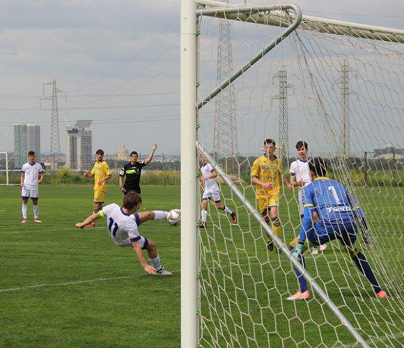 Rappresentativa U18 LND, 3-0 al Frosinone U17 in amichevole