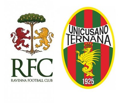 Under 16 - Ravenna FC – Ternana 2-2 (Prati, Vultaggio)