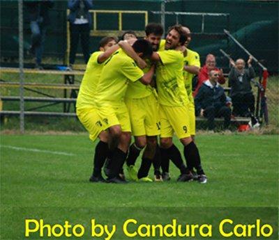 Real Gimarra vs Sangiorgese 2-1