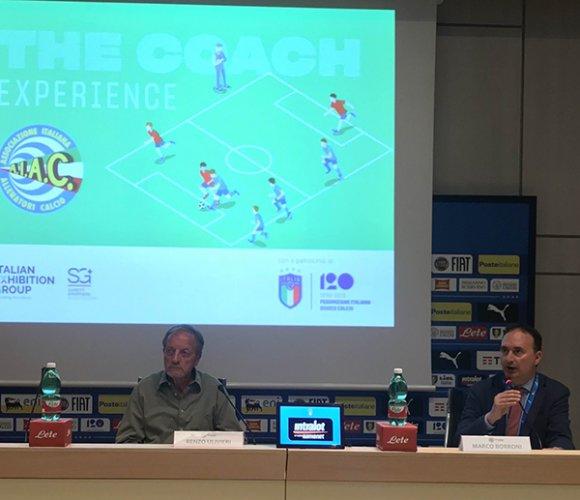 The coach experience: Arrigo Sacchi e Gianni De Biasi tra i protagonisti della prima giornata
