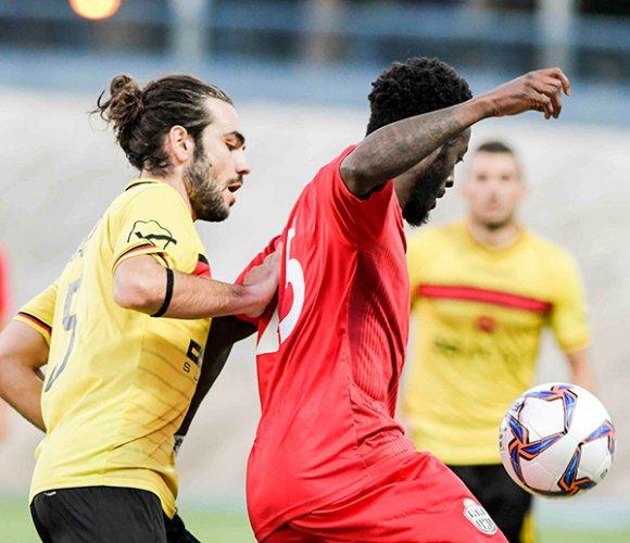 Libertas vs Folgore 0-1