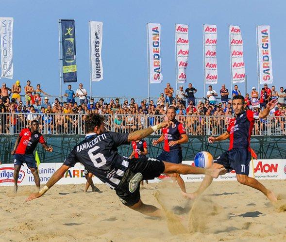 Serie Aon: Samb a punteggio pieno. Con Viareggio e Pisa si completa il quadro delle quattro squadre del girone A qualificate alle Final Eight