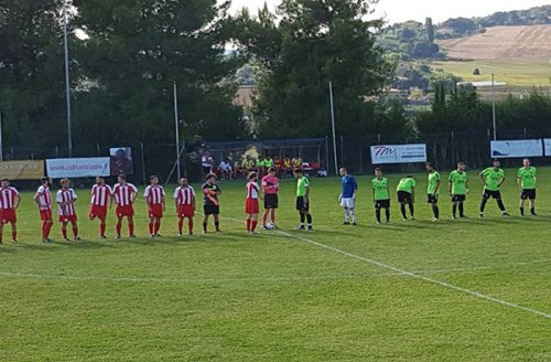 Coppa - San Biagio vs Portuali Ancona 3-1