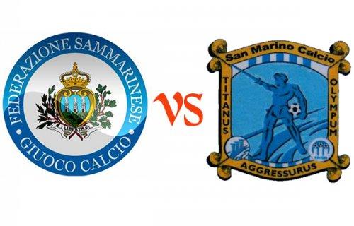 Precisazioni della FSGC sulle questioni sollevate dal San Marino Calcio