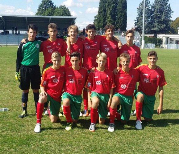 Giana Erminio vs Santarcangelo 0-1