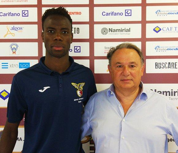 Alma Juventus Fano: preso il portiere Mouhamadou Sarr
