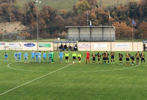 Sassoferrato Genga vs Villa Musone 2-1