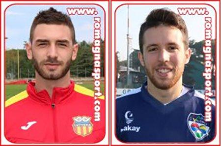 Simone Politi e Nicola Antonietti nuovi calciatori del Vis Misano