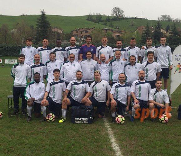 Sporting Pianorese vs San Donato   3 a 2