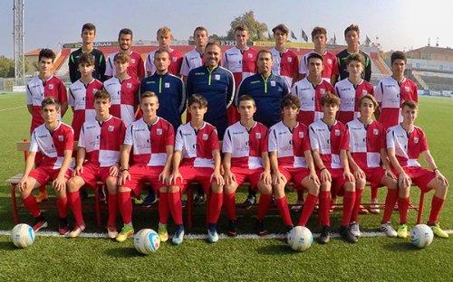 Under 17 - Rimini-Fano 2-0 (primo tempo 0-0)