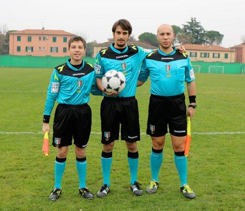 Designazioni Arbitrali campionato Berretti