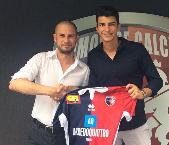 In attesa di una chiamata dalla Serie C l'Imolese si rinforza con Alessio Tissone