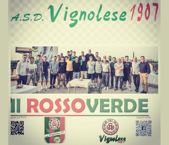 La Vignolese 1907  2018-19