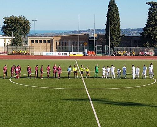 Real Metauro  vs  Moie Vallesina   0- 3