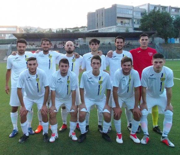Il Villa Musone viene battuto nel derby di Coppa dal Loreto