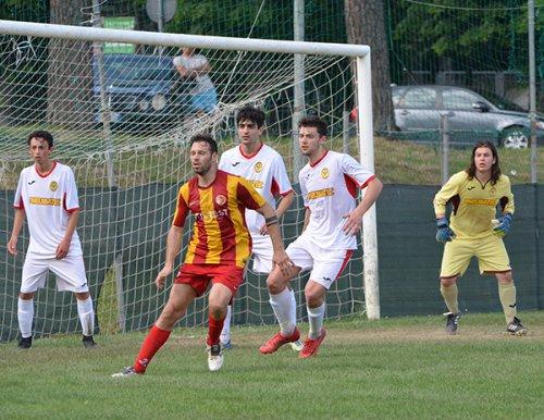 Vismara vs Frontonese 3-2