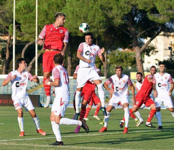 Grosseto vs Ancona-Matelica 0-0