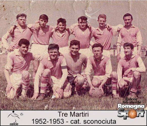 FOTO STORICHE - Tre Martiri 1952-53