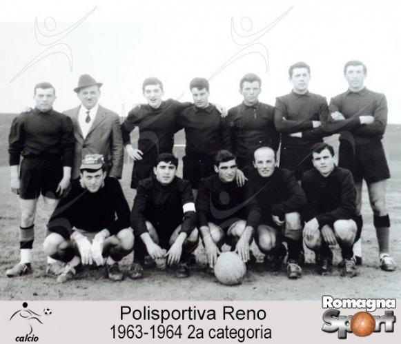 FOTO STORICHE - Polisportiva Reno 1963-64