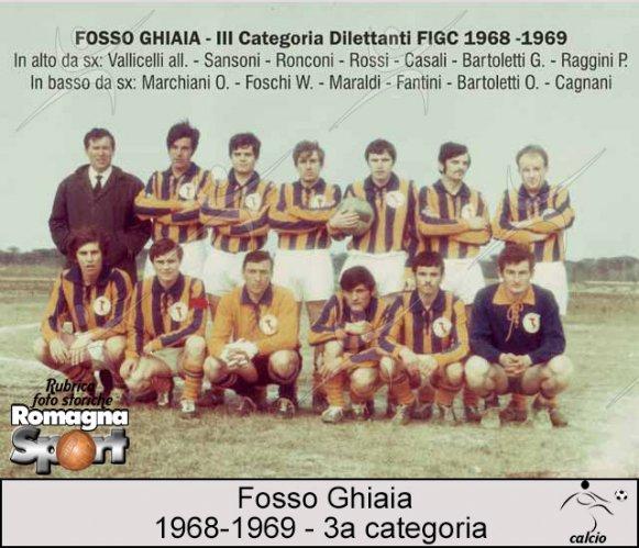 FOTO STORICHE - Fosso Ghiaia 1968-69