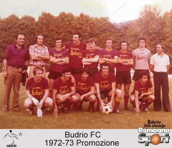 FOTO STORICHE - Budrio FC 1972-73