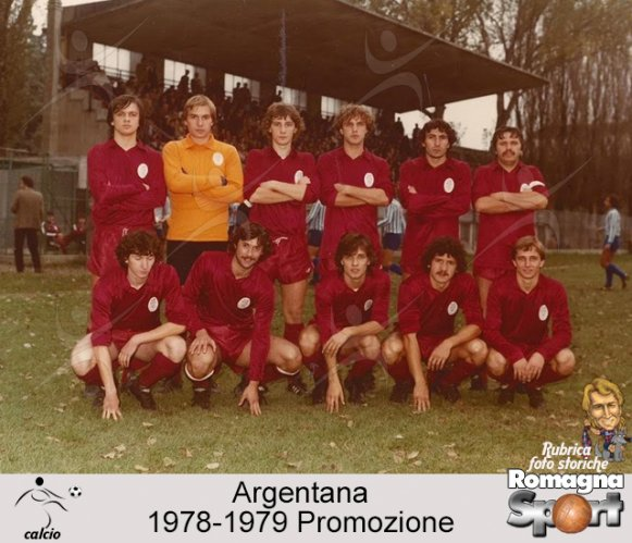 FOTO STORICHE - Argentana 1978-79