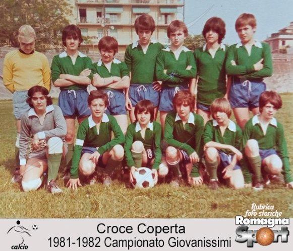 FOTO STORICHE - Croce Coperta 1981-82