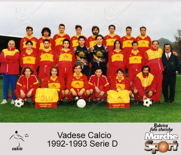 FOTO STORICHE - Vadese 1993-94