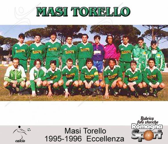 FOTO STORICHE -  Masi Torello 1995-96