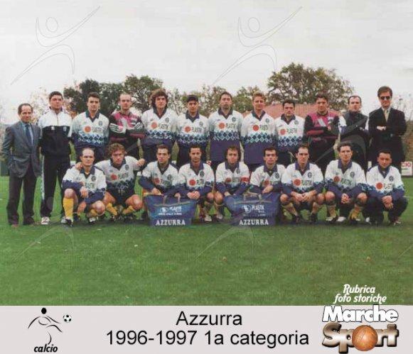FOTO STORICHE - Azzurra 1996-97