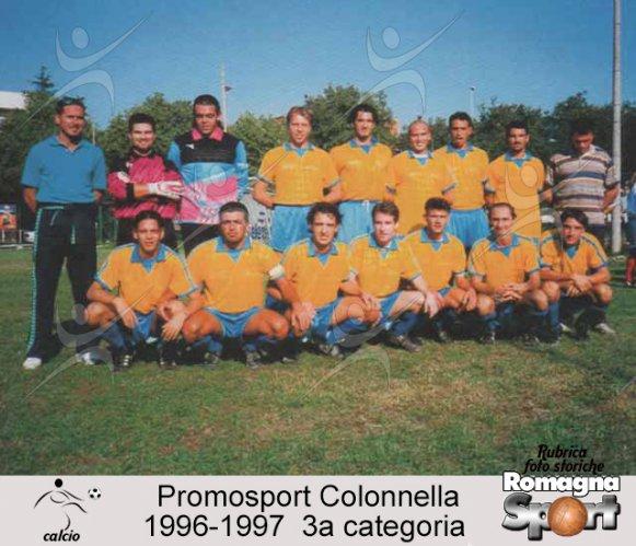 FOTO STORICHE - Promosport Colonnella 1996-97