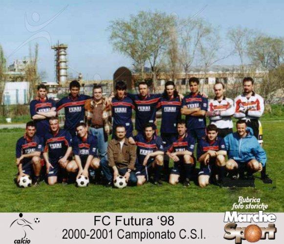 FOTO STORICHE - Futura '98 2000-01