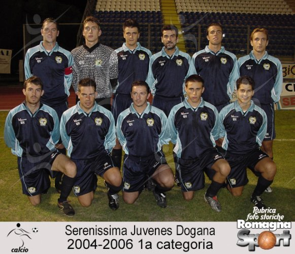 FOTO STORICHE - La Serenissima 2004-05