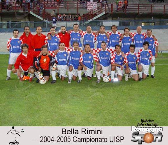 FOTO STORICHE - Bella Rimini 2004-05