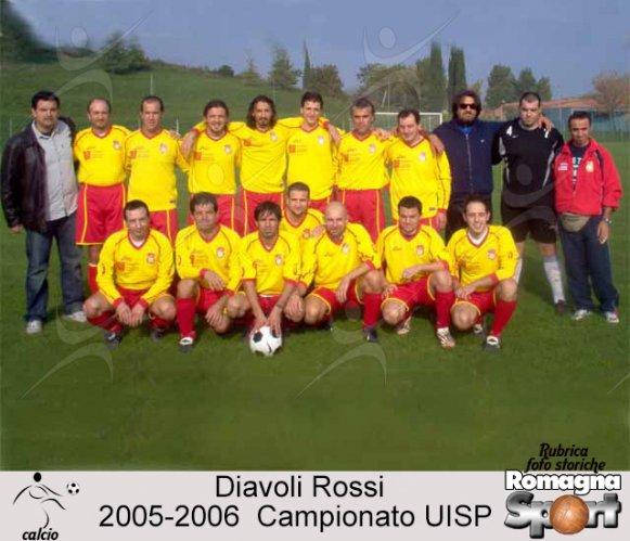 FOTO STORICHE - Diavoli Rossi 2005-06