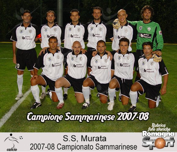 FOTO STORICHE - S.S. Murata 2007-08