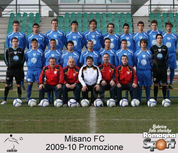 FOTO STORICHE - Misano FC 2009-10